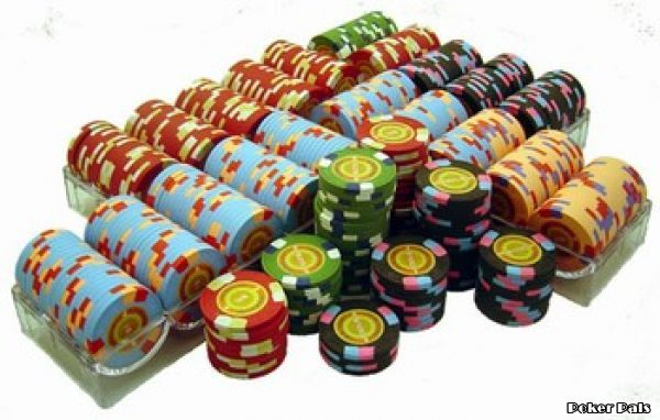 InPlay Clay Poker Chips