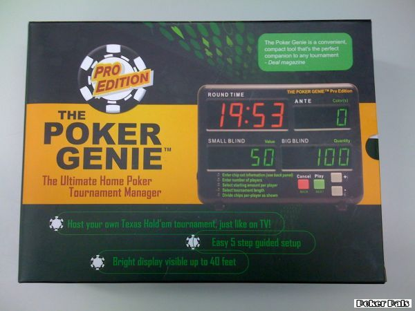 The poker genie pro edition instructions how to play baccarat professionally
